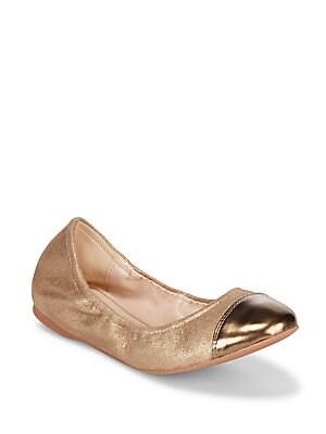Cortland Leather BalletFlats