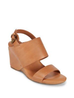 Inka Leather Wedge Sandals Gentle Souls