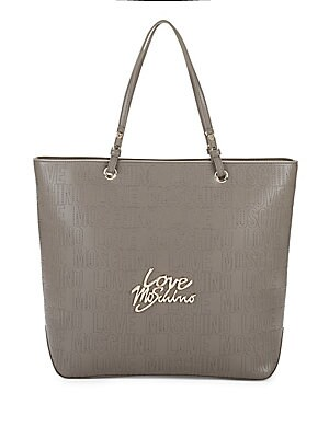 Embossed Tote