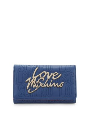 Embroidered Wallet Love Moschino