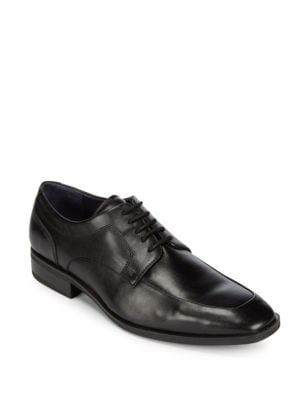 Martino Apron Leather Dress Shoes Cole Haan