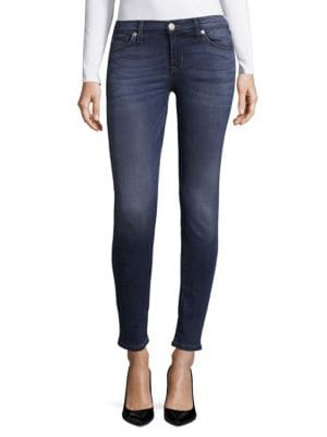 Krista Ankle-Length Jeans