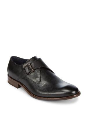 Williams Monk Strap Dress Shoes Cole Haan