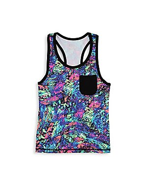 Girl's Wild About Tank Top