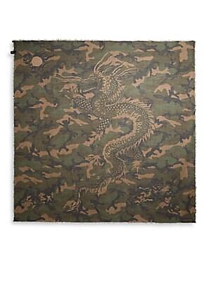 Camouflage Shawl