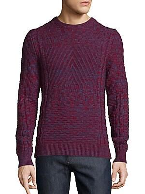 Wexford Wool Sweater