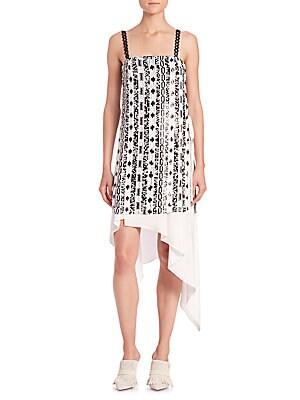 Bohemian Sequin Dress