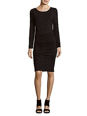 Maternity Presley Long-Sleeve Dress