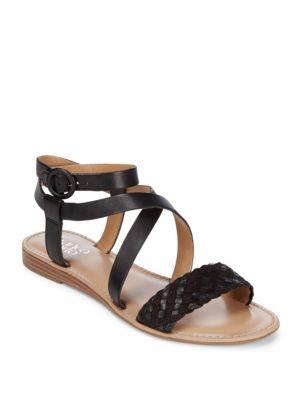 Georgetta Ankle Strap Sandals Franco Sarto