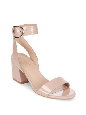 Marcy Ankle Strap Sandals Franco Sarto