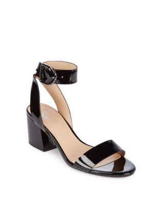 L-Marcy Ankle Strap Sandals Franco Sarto