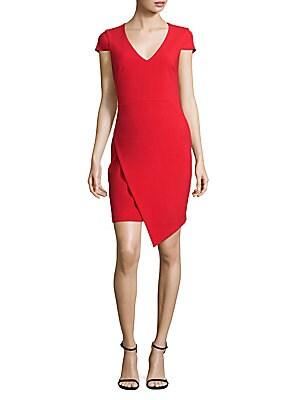 Eleanor Asymmetrical Dress