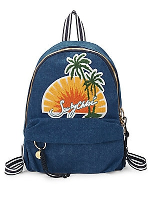 Andy Denim Sunset Backpack