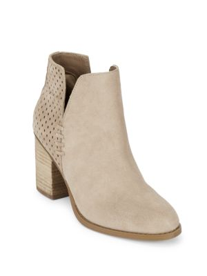 Soyna Suede Boots Steve Madden