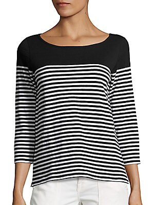 Soft Joie Adlai Striped Tee