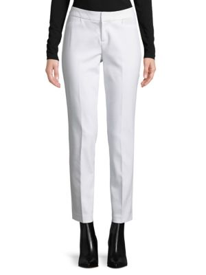 Powerstretch Wine Mid-Rise Pants