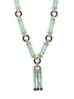 Swarovski Crystal Boho Necklace