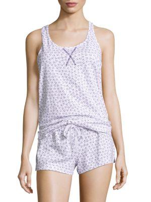 Printed Pajamas Calvin Klein