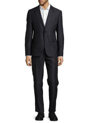 Timeless Regular Fit Suit Armani Collezioni