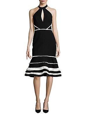 Doriann Choker Dress
