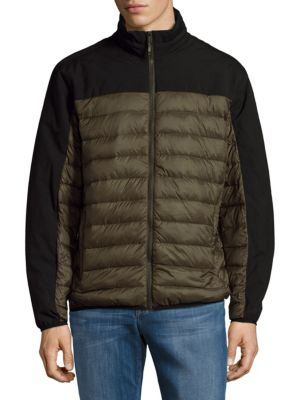 Down Puffer Jacket HAWKE   CO