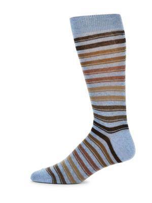 Stripe Socks Saks Fifth Avenue