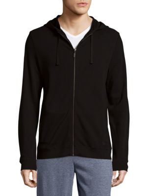 Hooded Cotton Sweatshirt HUGO BOSS