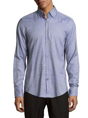 Simon Casual Button-Down Shirt HUGO BOSS