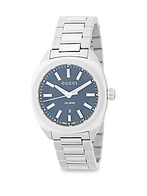 Stainless Steel Analog Quartz Bracelet Watch