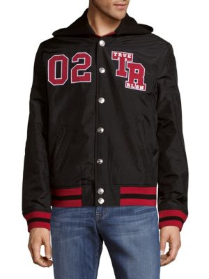 Tiger Varsity Jacket True Religion