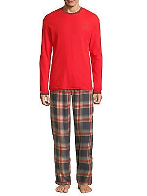 Plaid Pajamas