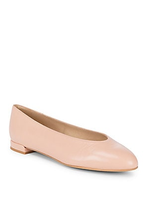 Chicflat Leather Ballet Flats