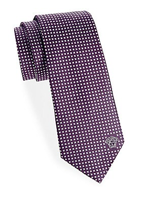 Diamond Silk Tie