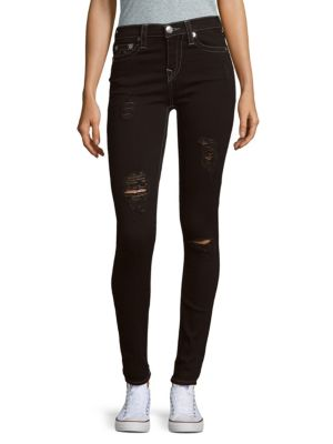 High Rise Super Skinny Jeans True Religion