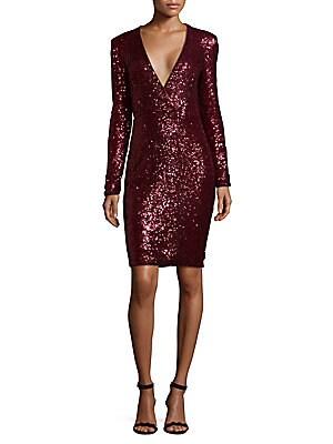 Enlighten Knee-Length Dress