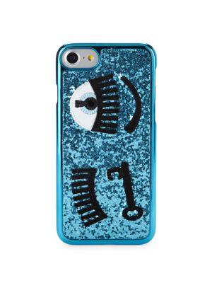 Flirt Key Snap-On iPhone 7 Case Chiara Ferragni