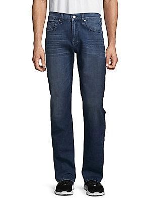 7 for all mankind male standard skagen jeans