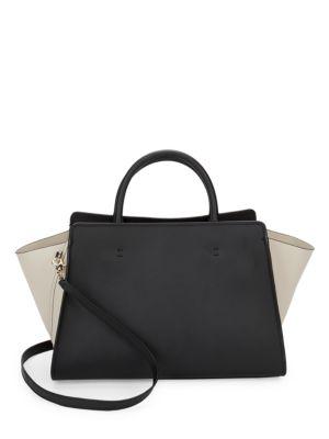 Eartha Iconic Leather Shoulder Bag ZAC Zac Posen