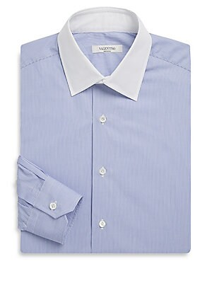 Cotton Long Sleeve Dress Shirt