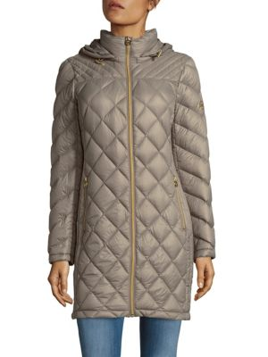 Missy Quilted Puffer Coat MICHAEL MICHAEL KORS