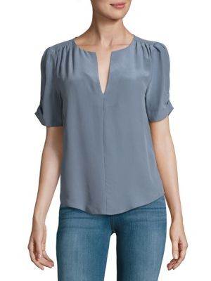 Amone Silk Blouse Joie
