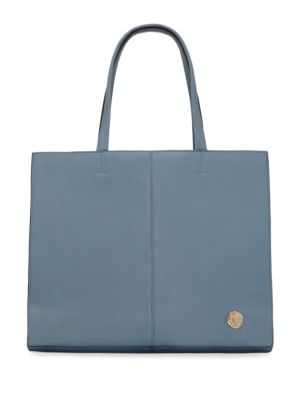 Elvan Leather Tote Vince Camuto