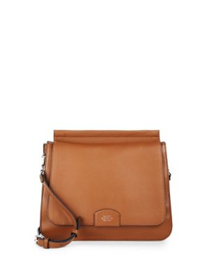 Magnetic Leather Crossbody Bag Vince Camuto