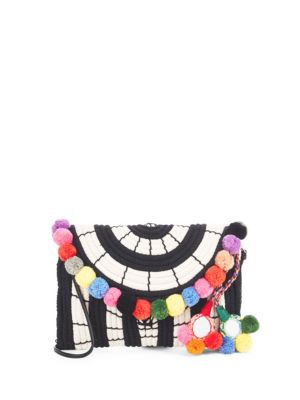 Magnetic Snap-Flap Clutch Vince Camuto