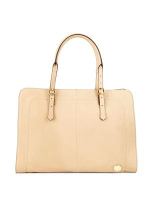 Classic Leather Tote Vince Camuto