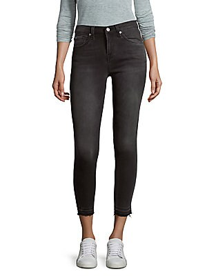 7 for all mankind female banded flawless jeans