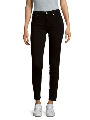 Five-Pocket Skinny Jeans 7 For All Mankind