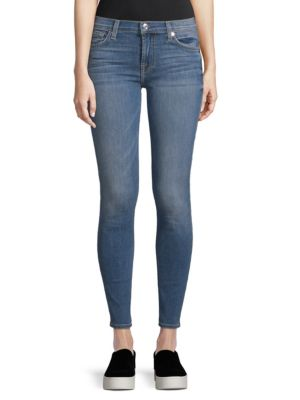 Gwenevere Washed Jeans 7 For All Mankind