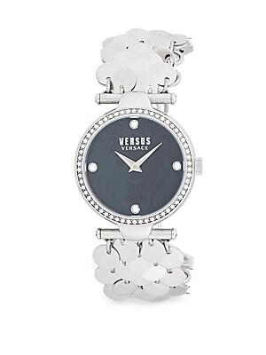 Versus Collection Paris Stainless Steel Bracelet Watch