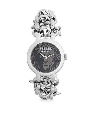 Stainless Steel Agadir Bracelet Watch